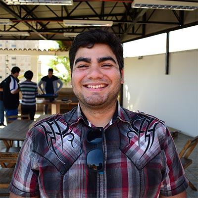 Mauricio Paredes